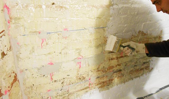traitement humidit mur enterr awesome les embouts des. Black Bedroom Furniture Sets. Home Design Ideas